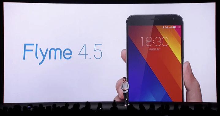 魅族(Meizu)、Meizu MX5を発表。Flyme OSは4.5を搭載。