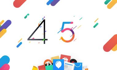 Flyme OS 4.5とFlyme OS 5.0の違い(初期設定画面編)