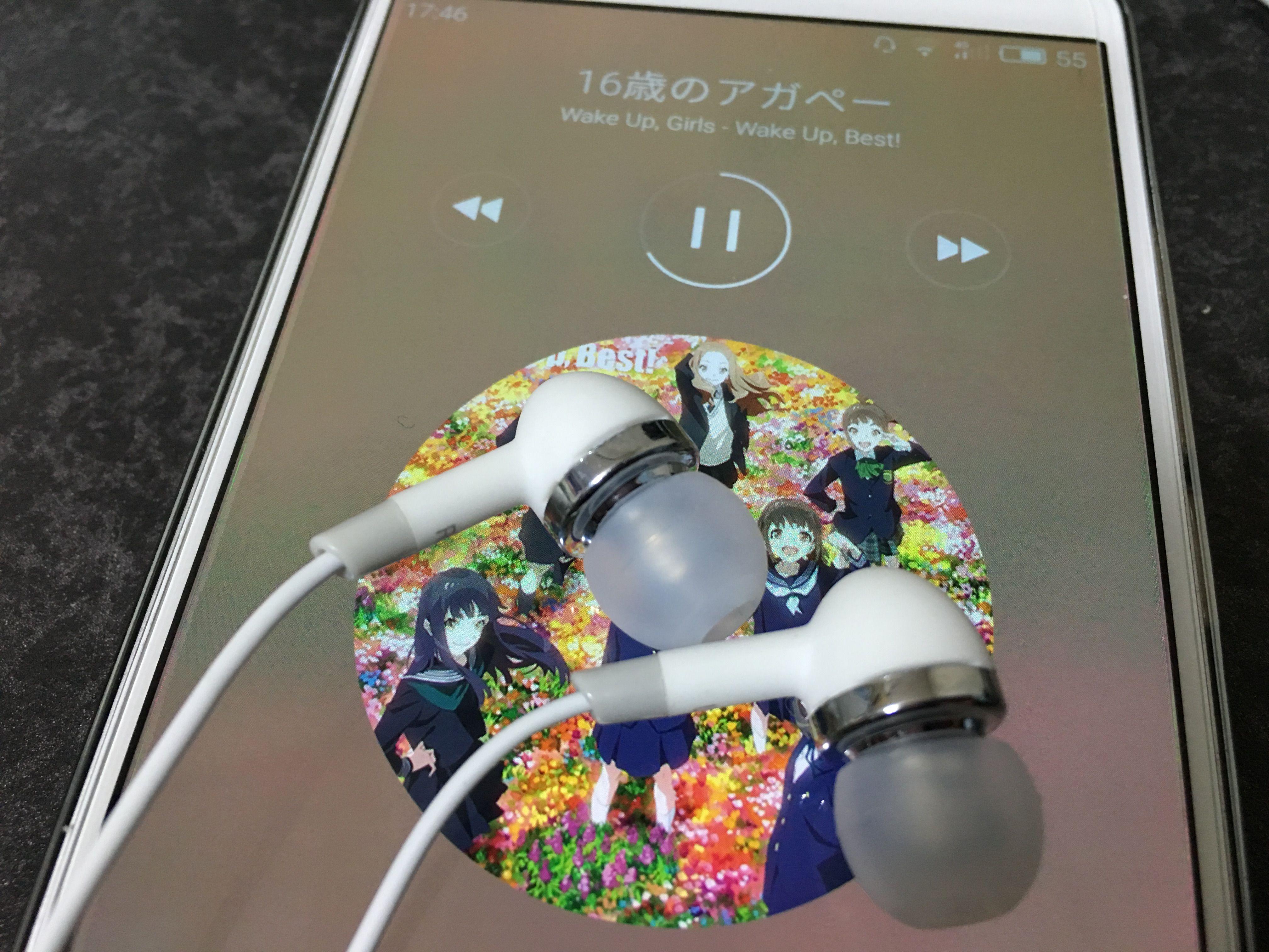 2014年度のMeizu製イヤホン、EP30HDのレビュー