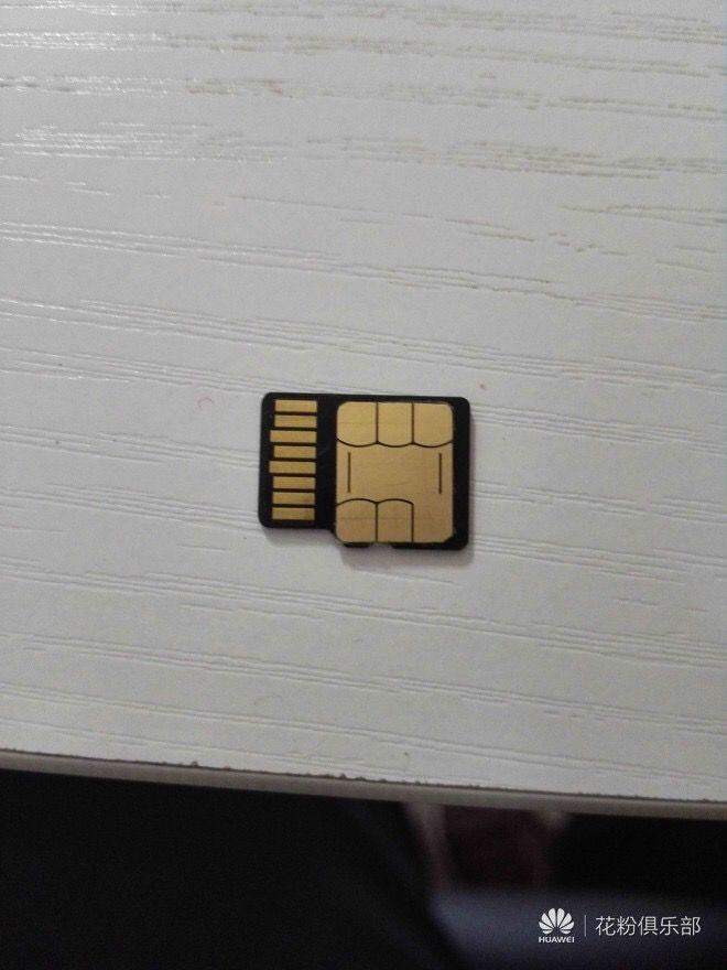 SDカードにSIMのチップを貼り付けてデュアルSIM + SDカードに挑戦する猛者が現れる!
