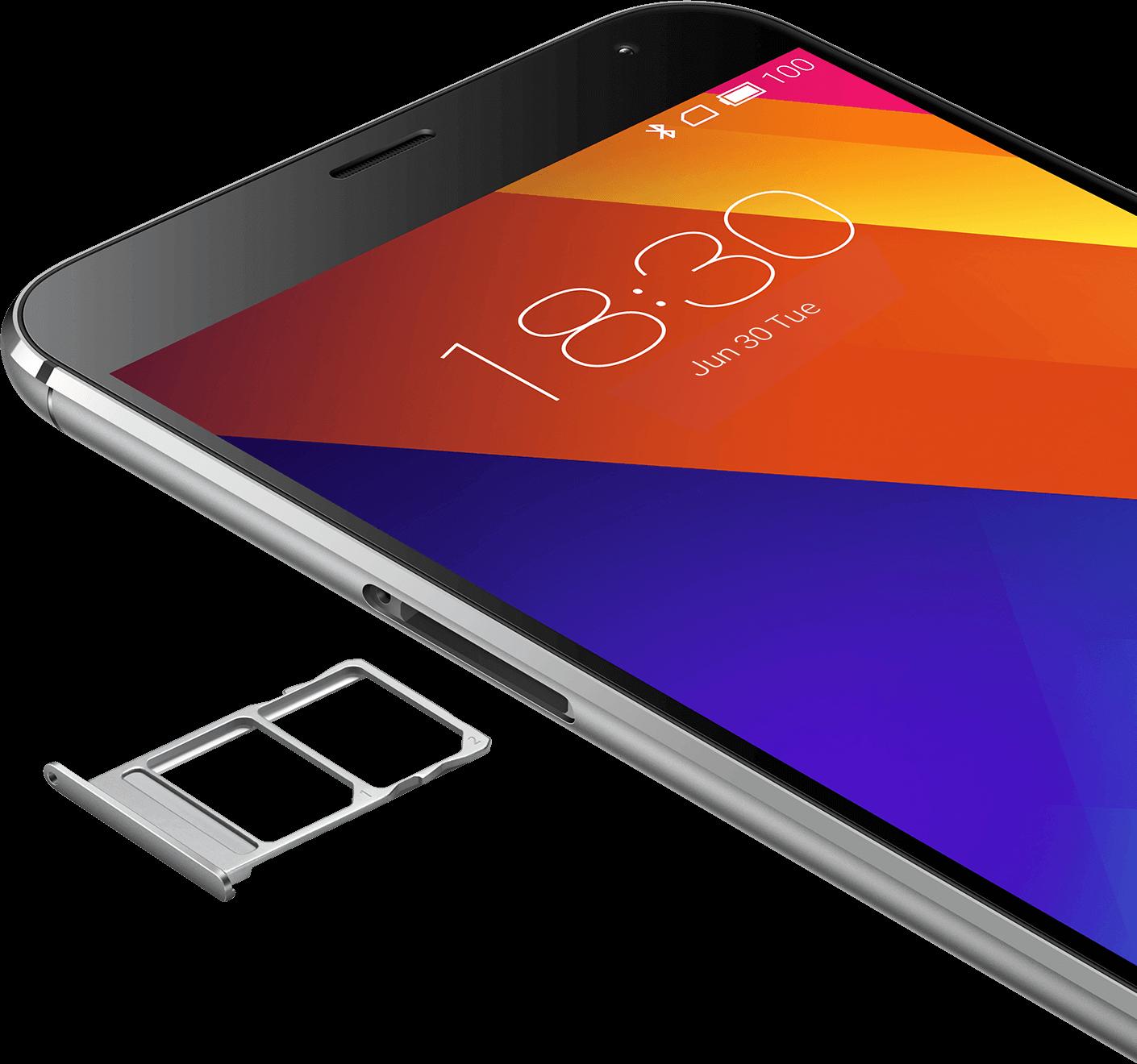 Meizu製スマートフォンのAPNを設定する方法