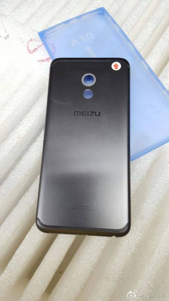 Meizu Pro 6のバックパネルが流出!修理難易度は低めか?