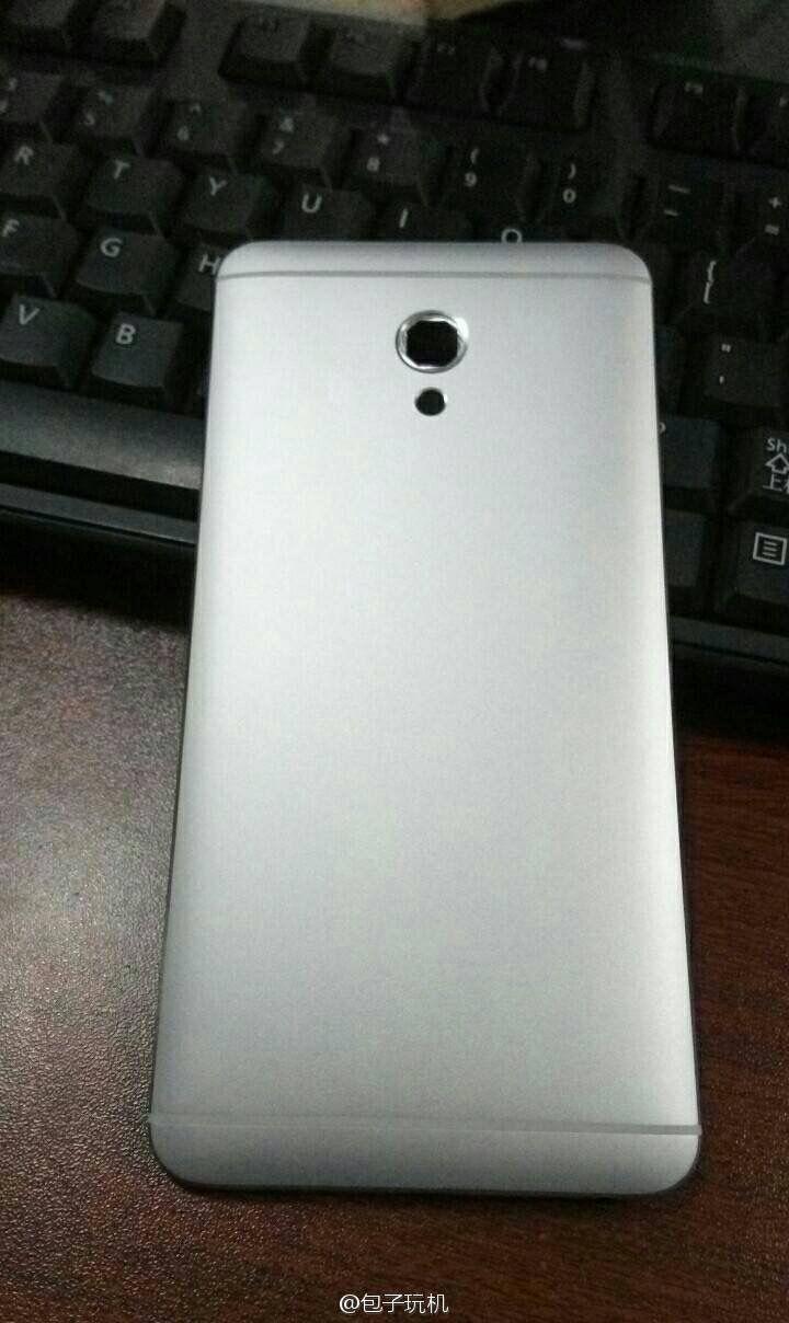 Meizu MX6の背面がリーク。メタルボディとDラインを採用