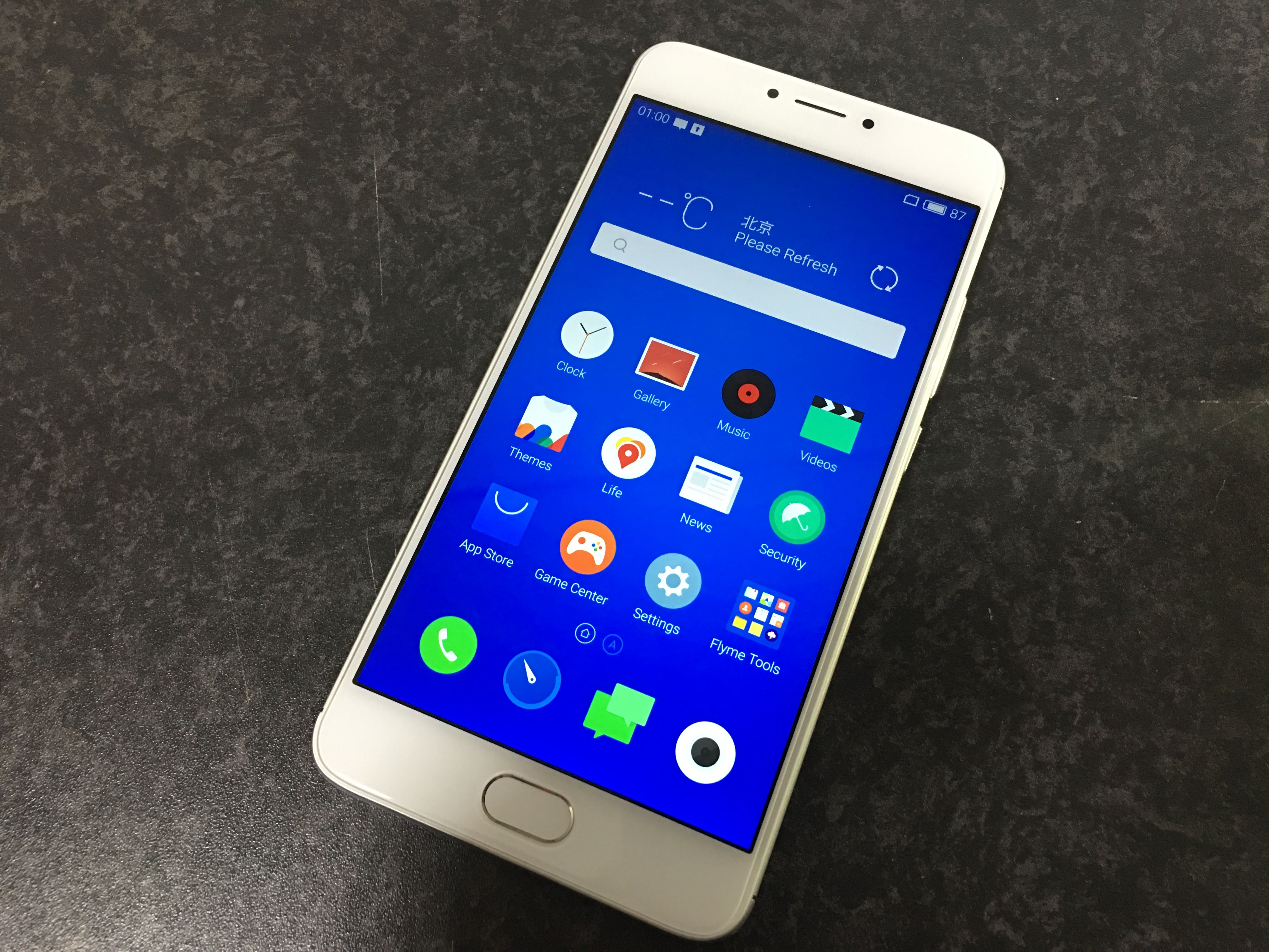 2016年度mシリーズスマートフォン、Meizu m3 note(3GB / 32GB)のフォトレビュー!