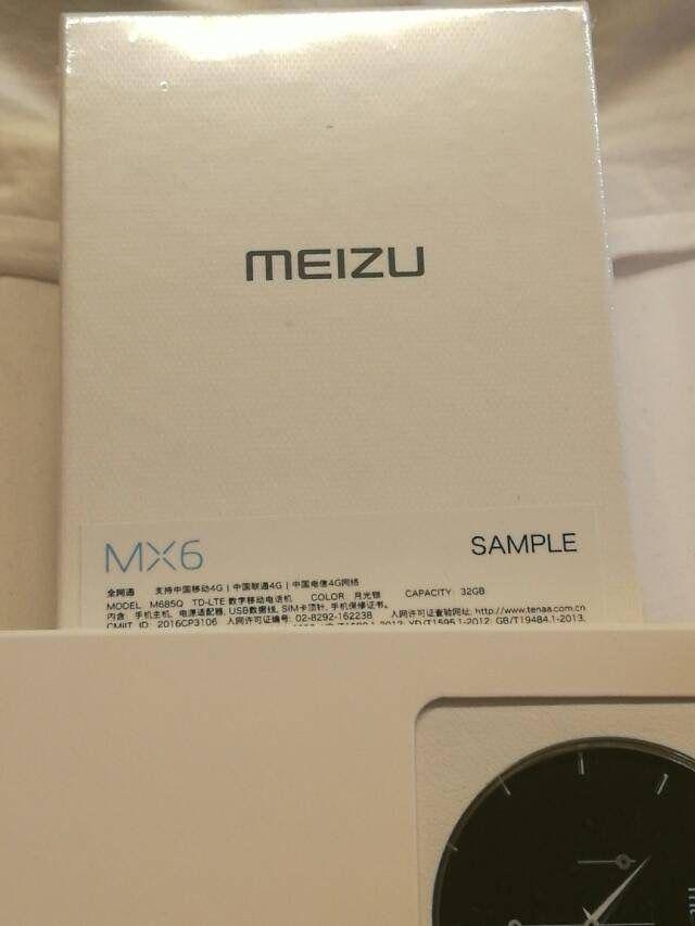 Meizu MX6の型番はM685で確定。正式にMeizu MX5の後継機であることが証明されました。