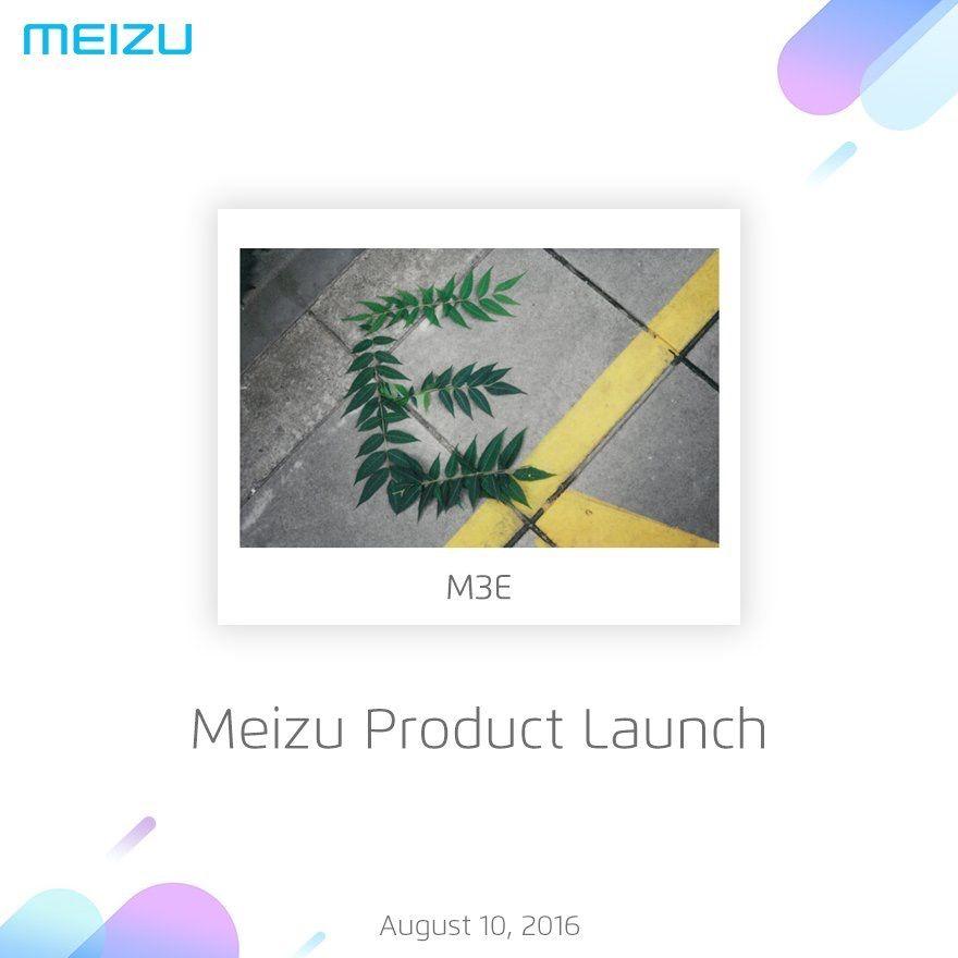 Meizu M1 EではなくMeizu M3Eを発表?Meizu公式がFaceBookやTwitterに投稿