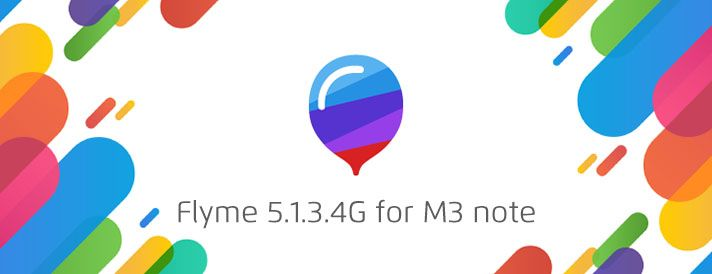 Meizu M3 note(Global / International)版用Flyme 5.1.3.4Gがリリース