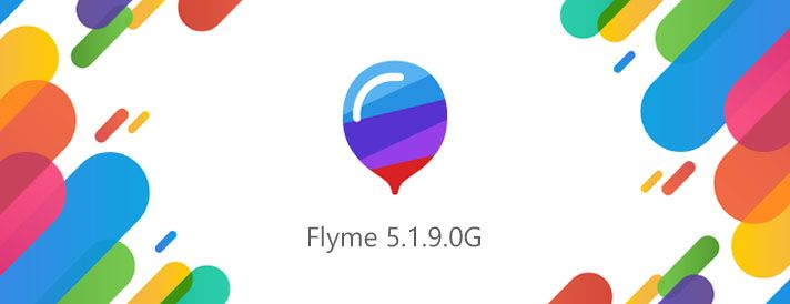 Flyme 5.1.9.0G(International / Global)がリリース