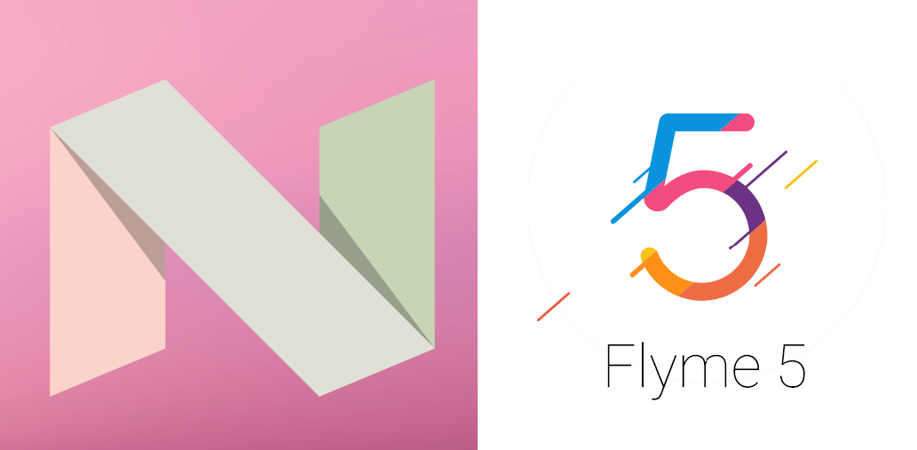 Android 7.0 NougatとFlyme 5.xを比較。使いやすいのはどっち?