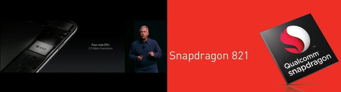 AntutuがSnapdragon 821とApple A10 Fusionを比較。どちらも成長著しく来年にも期待がかかる