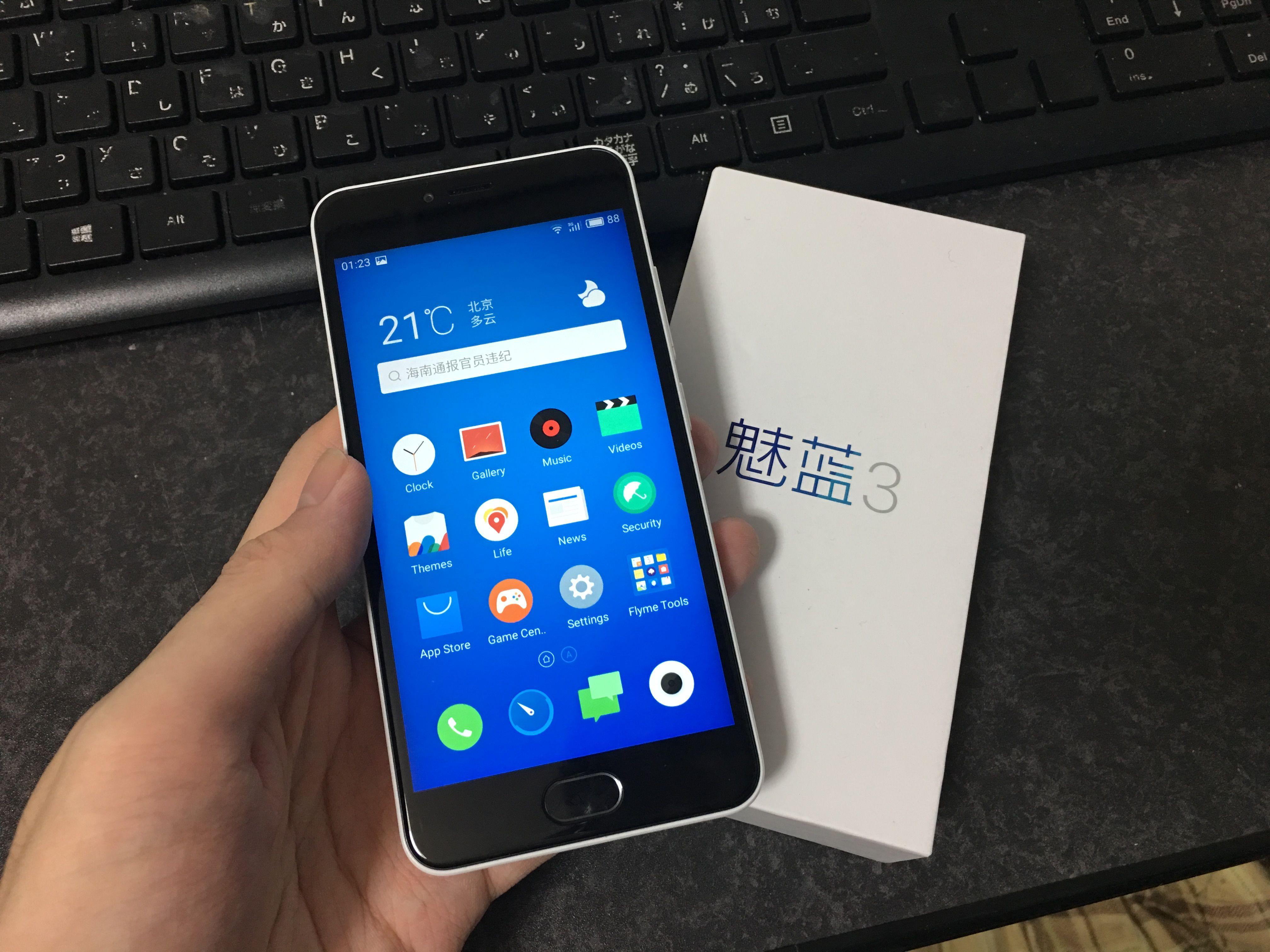 Meizu M3 miniのレビュー!Meizu M3sがある今、用無しのスマートフォン