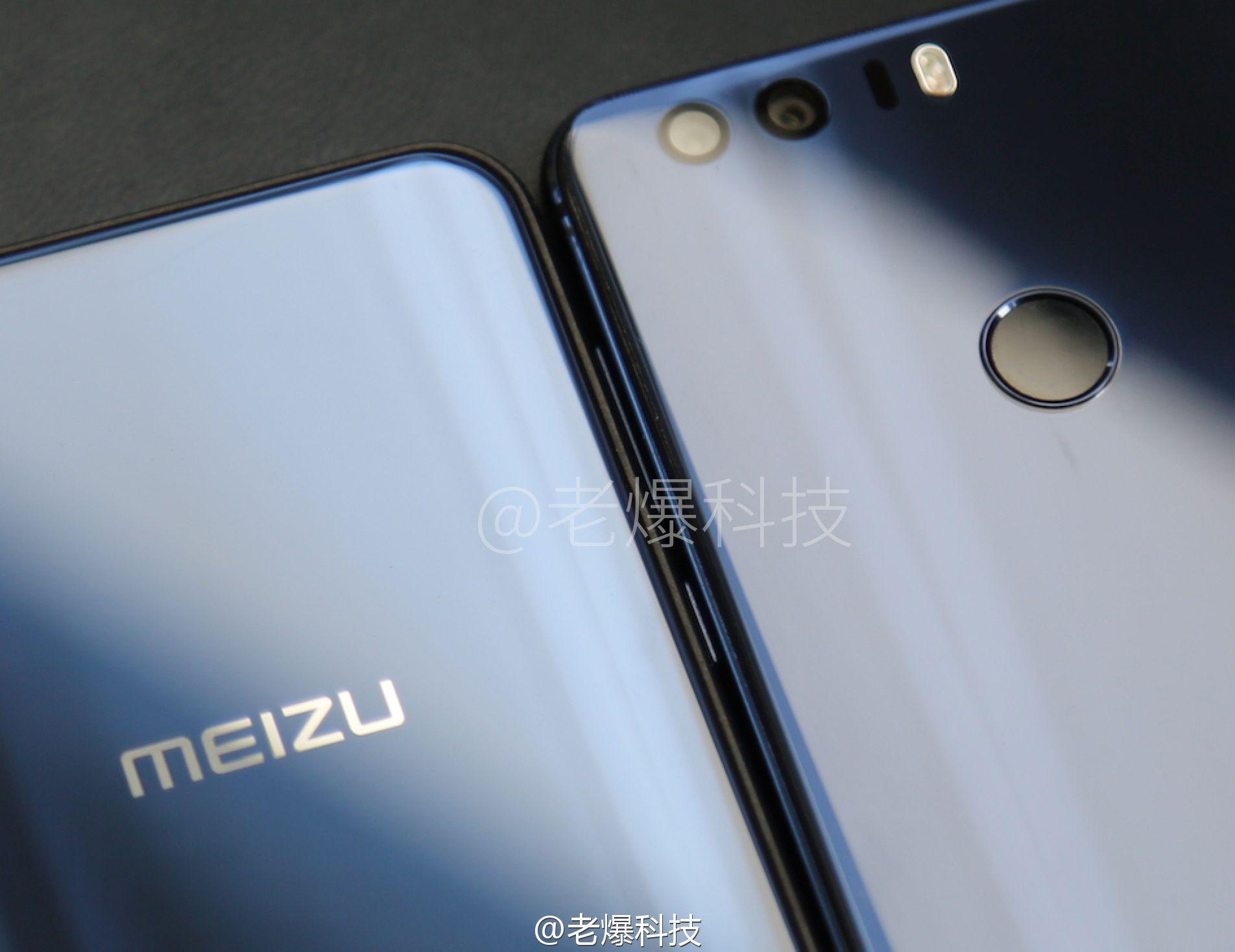 魅藍X(Meizu M1 X / Meizu M3X / Meizu M5X)の背面はhonor8の様な質感になる!?