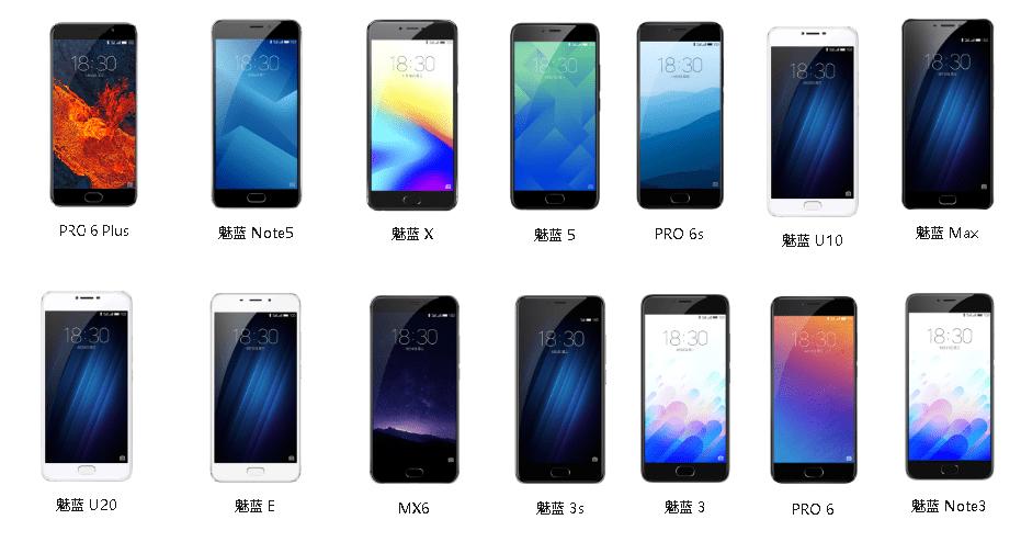 2016年に発表された中で、スペック被りが起きたスマートフォン一覧