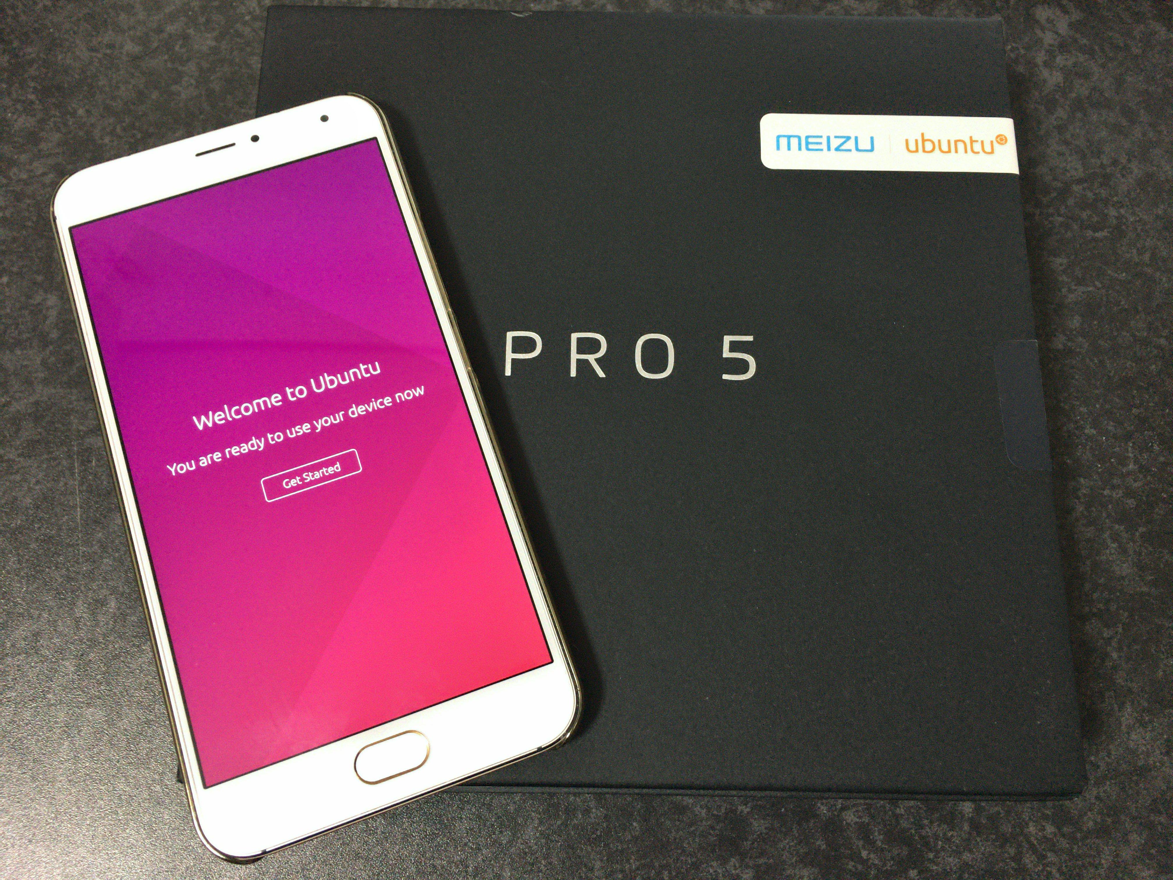 【2016年のベストバイガジェット】マイナーな機種にマイナーなOS、Meizu PRO 5 Ubuntu Editionのレビュー