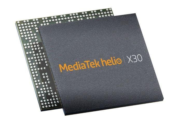 MediaTekが10コアプロセッサー「Helio X30(MT6799)」の量産を発表。出荷は2017年Q2とのこと