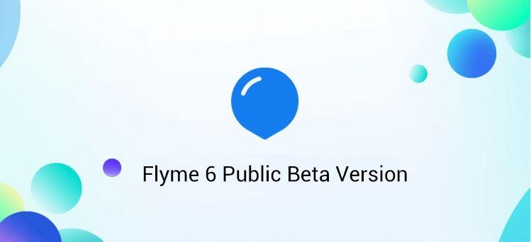 国際版にFlyme 6.7.3.3G betaがリリース