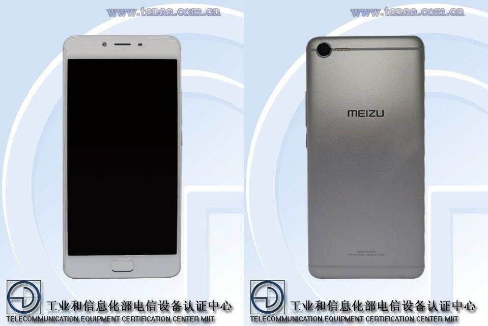 魅藍E2(Meizu M2 E)の製品画像がTENAAにて公開。アンテナライン上にカメラとフラッシュが配置