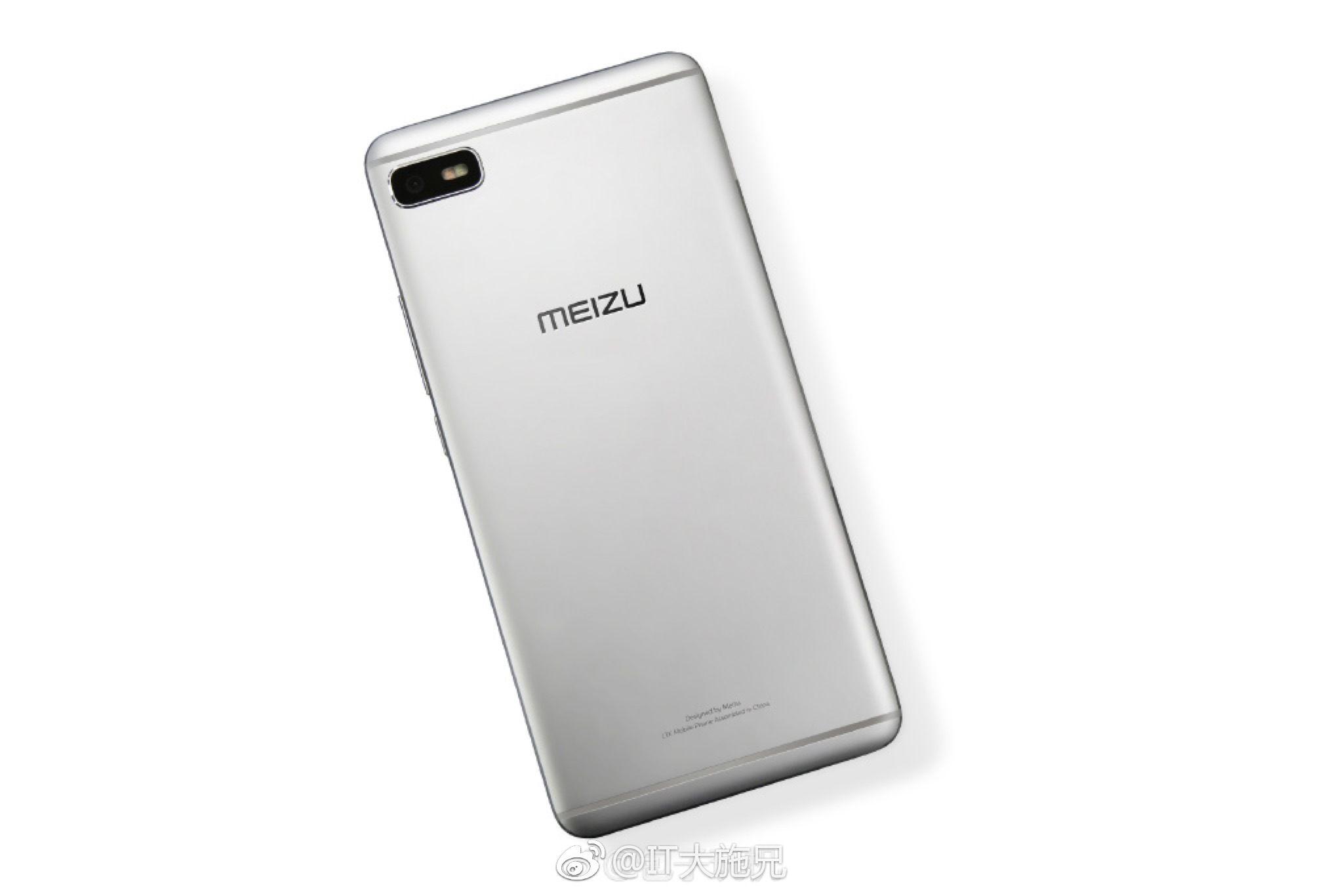 魅藍 E2(Meizu M2 E)の実機画像、動画がリーク。背面カメラのデザインが大きく変化