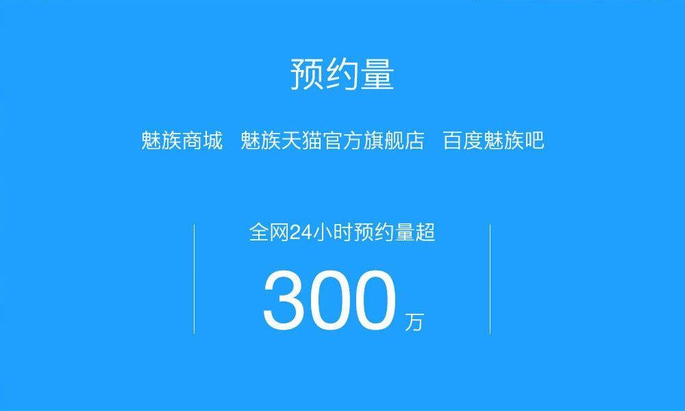 Meizu M2 Eの予約が300万台を突破。背面のフラッシュが好評価