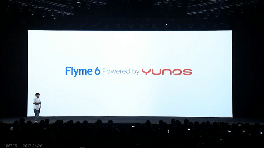 Flyme 6.7.8.8 betaからMeizu U20/U10/M5 mini/M3 miniのOSがFlyme powered by YunOSから通常のFlyme OSへ変更