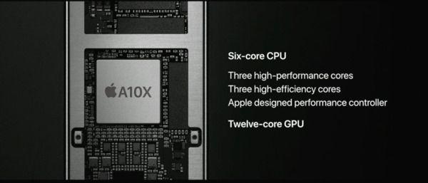 """iPad Pro(2017)に搭載されている""""Apple A10X Fusion""""のAntutuベンチマーク結果が公開"""