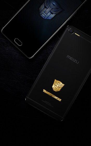 Meizu M2 E Transformers Editionの限定版を発表。世界で10台限りの超限定版