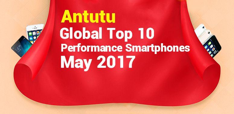 【2017年5月】グローバル市場におけるAntutuベンチマークスコアランキングが公開。トップは18万点を記録したHTC U11