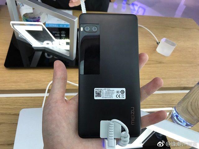 Meizu PRO 7 / PRO 7 Plusの型番が判明