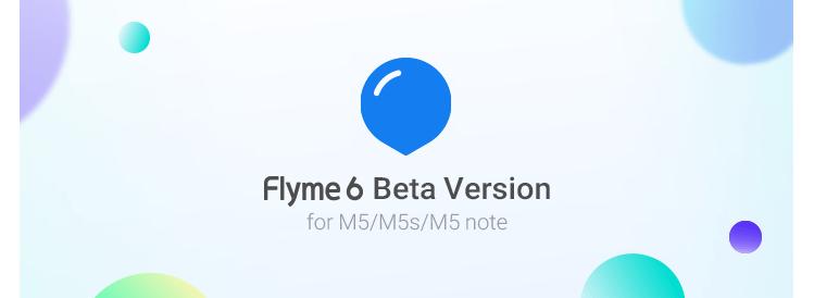 グローバル版のMeizu M5 Note/M5s/M5 mini用Flyme 6.7.8.8G betaがリリース