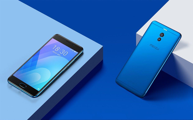 Meizu M6 Noteの孔雀青(ブルー)版が9月25日より販売開始