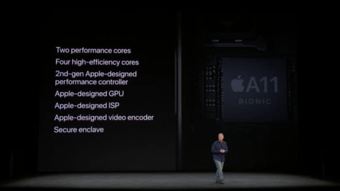 """iPhone 8/8 Plus/Xに搭載されている""""Apple A11 Bionic""""のAntutuベンチマーク結果が公開"""