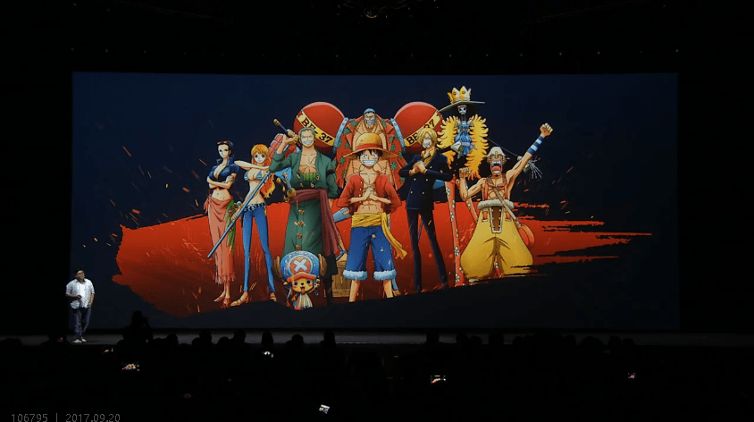 ONE PIECEとコラボしたMeizu M6 Note ONE PIECE Editionを発表。限定2000個のモデルが存在