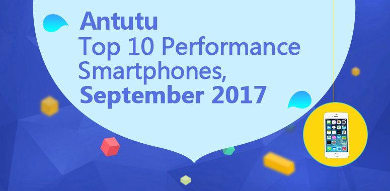 【2017年9月】グローバル市場におけるAnTuTuベンチマークスコアランキングが公開。Galaxy Note8が2モデルランクイン