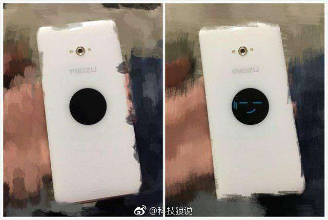 Meizu M5X(魅藍X2)の専用ケースには背面にディスプレイを搭載?