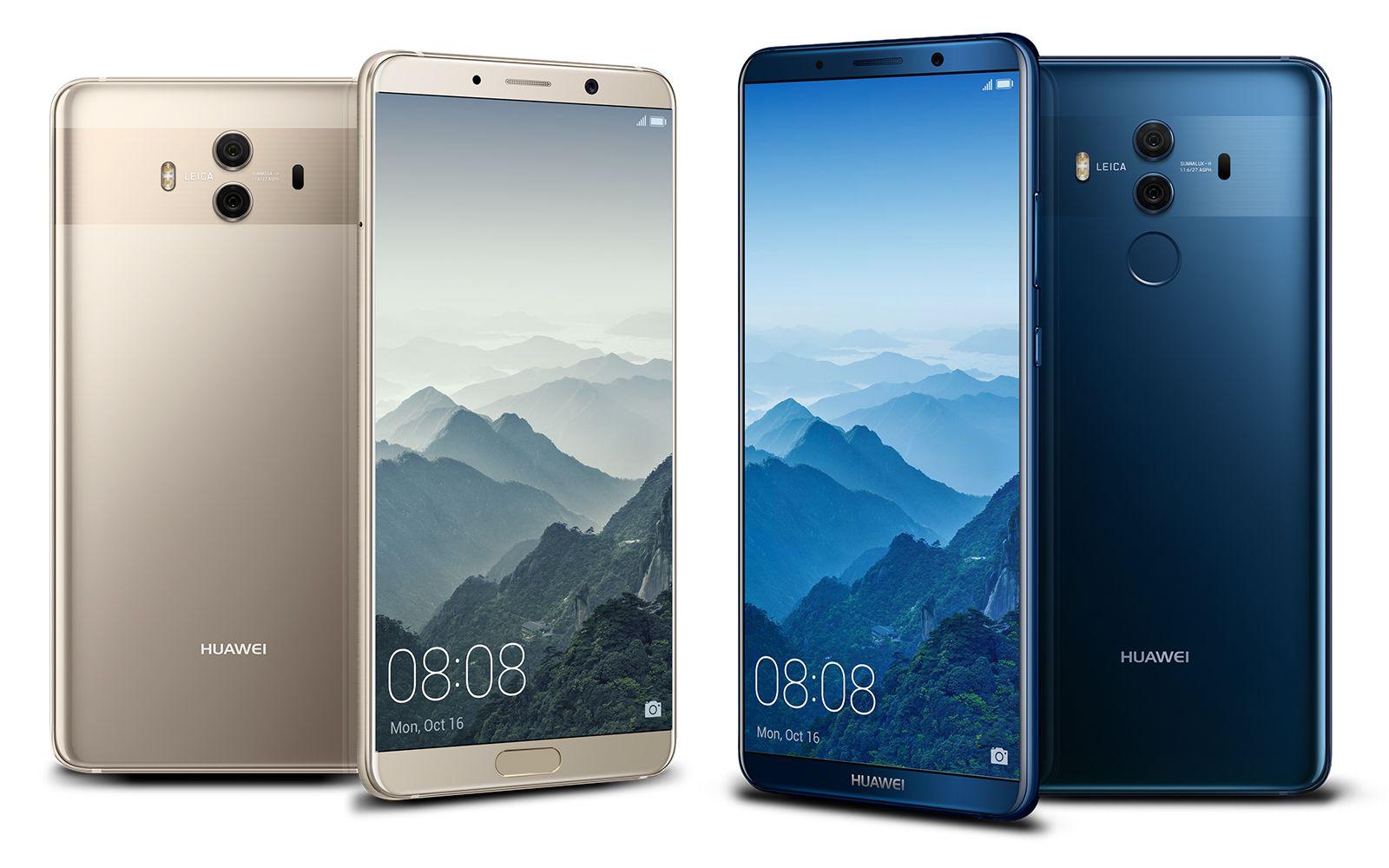 Huawei Mate 10/Mate 10 Proに搭載されている「Kirin 970」のAnTuTuベンチマーク結果が公開