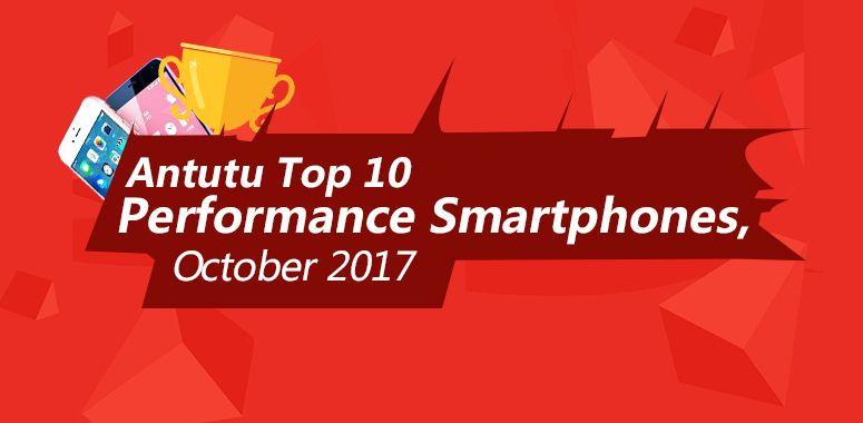 【2017年10月】グローバル市場におけるAnTuTuベンチマークスコアランキングが公開。iPhone 8/8 Plusが共に21万点超え