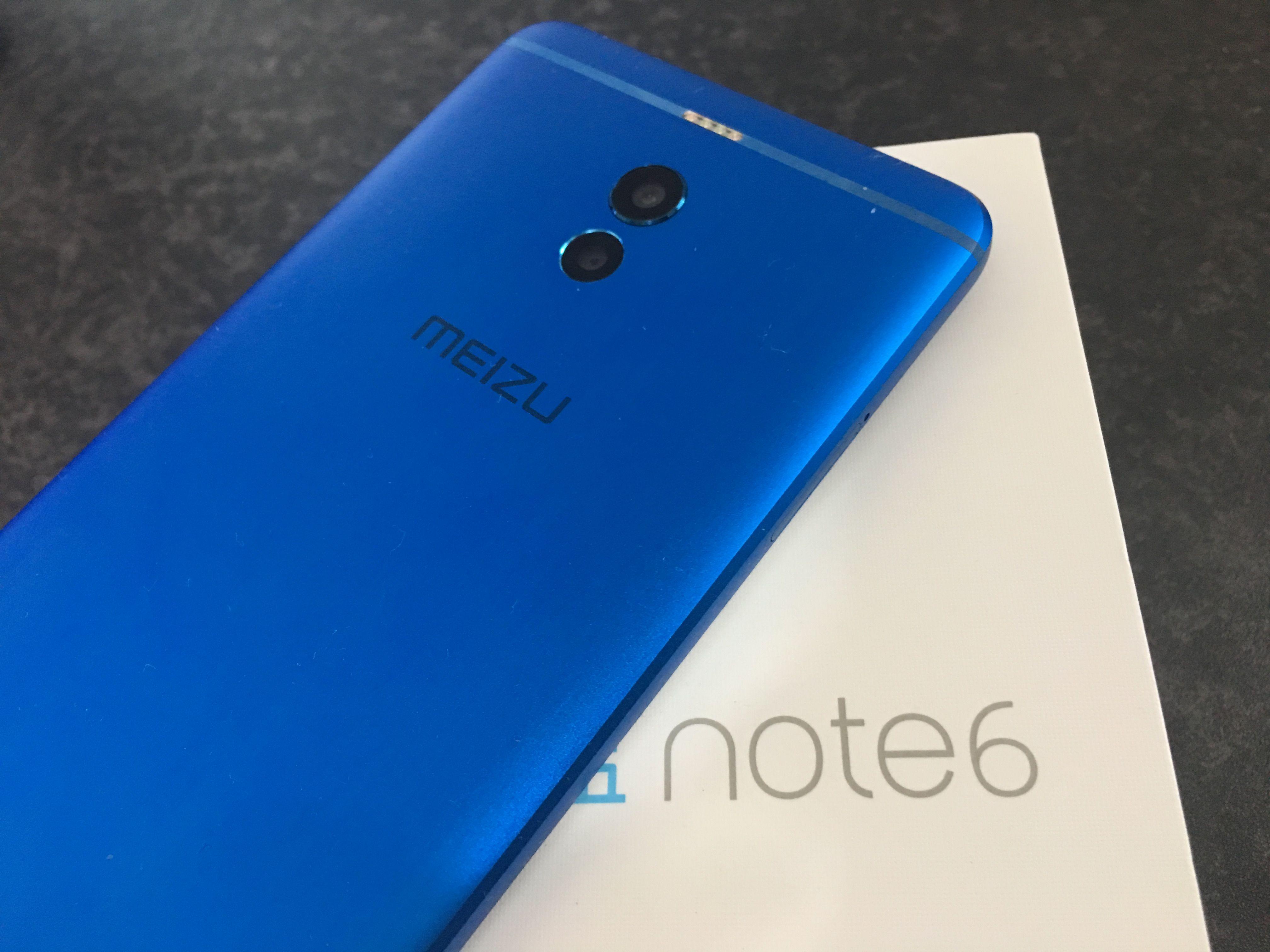 Meizu M6 Noteのフォトレビュー – Snapdragon 625+デュアルカメラで完璧なスマートフォン