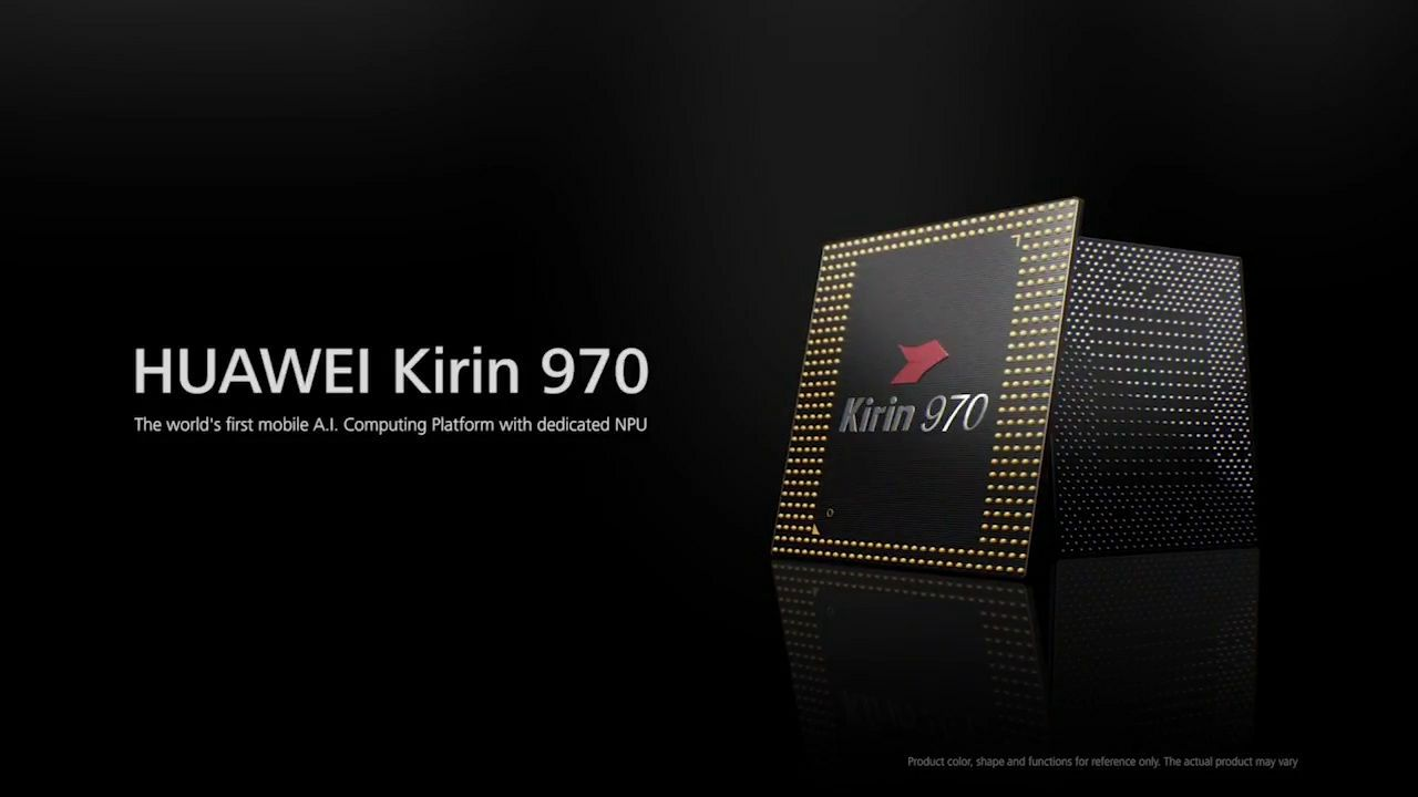 HiSilicon Kirin 970とKirin 960、Kirin 955、Kirin 950を比較