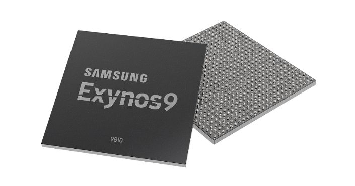 Qualcomm Snapdragon 845とSAMSUNG Exynos 9 Series 9810を比較