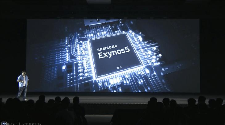 SAMSUNG Exynos 5 Series(7872)のスペックが判明。GPUのパワー不足が懸念材料か