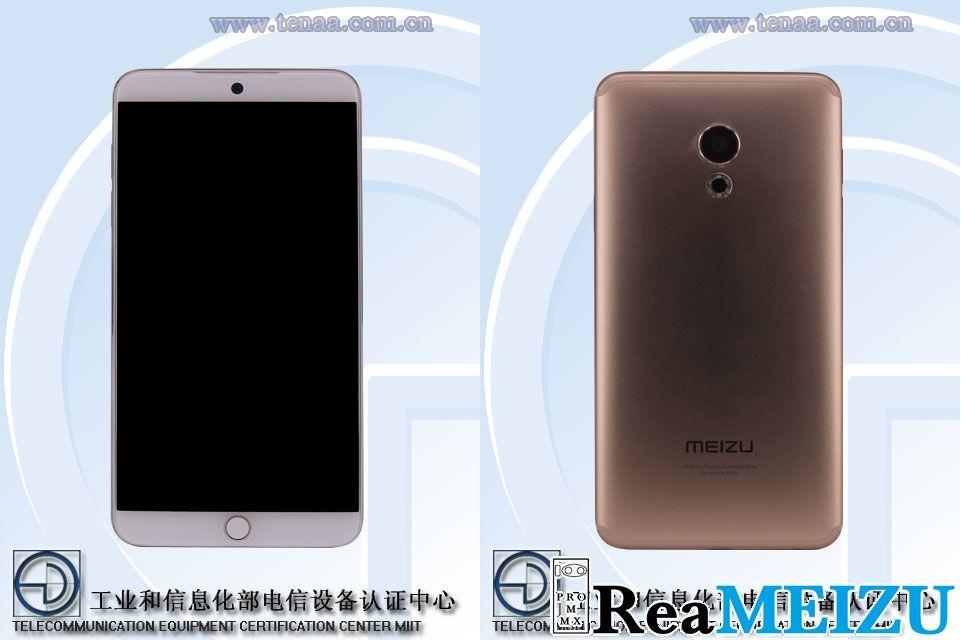 Meizu 15 Liteと思われる「M871」の筐体画像がTENAAによって公開