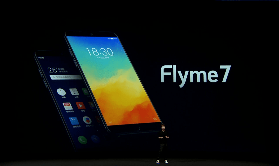 Flyme 7.8.4.22 dailyがリリース