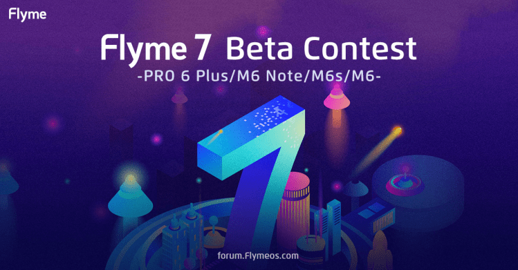 Flyme 7.8.7.16G betaがリリース