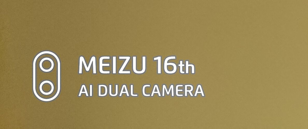 Meizu 16thの撮影時のウォーターマークが公開。AI機能を利用した写真撮影が可能に