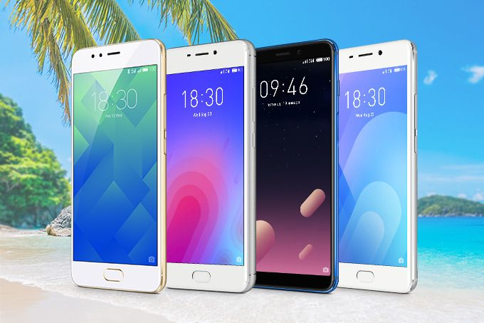 MEIZUがウズベキスタン市場に参入。Meizu M6 Note/M6s/M6/M5sの4機種を投入