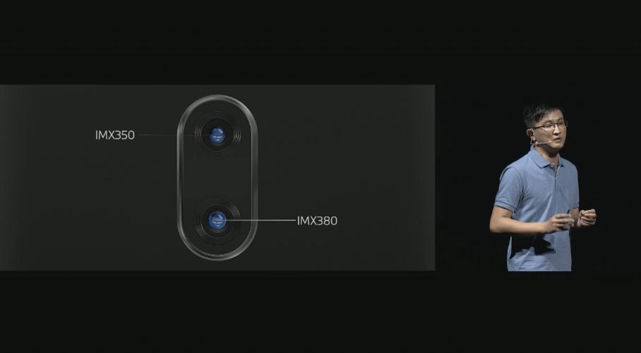 CEOが複数のカメラに対し持論を展開。究極系は3つの4800万画素カメラ?