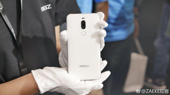 ロシア市場向けにMeizu X8を発表。販売開始日や価格は後日公開