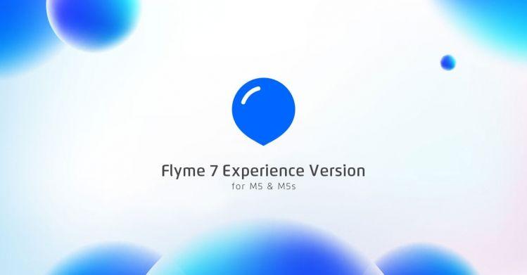 グローバル版のMeizu M5s/M5用Flyme 7.8.8.31G betaがリリース