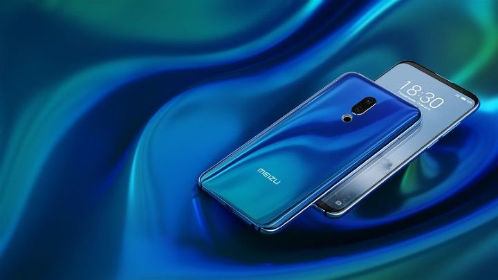 Meizu 16th/16th Plus用MoKee ROM(Android 10)が公開