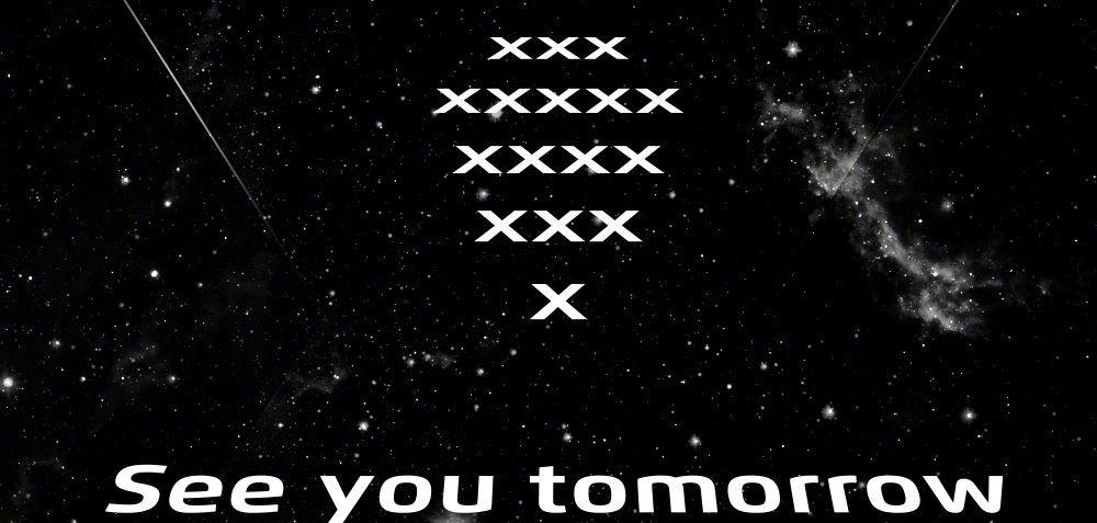 MEIZUが16個のXが描かれたポスターを公開。明日に発表会の予告日を公開か